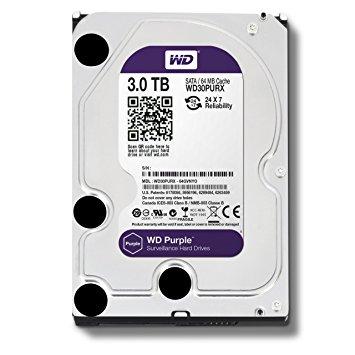жесткий диск WD-Purple3TB