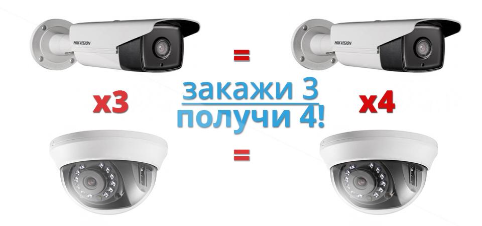 Акции на камеры