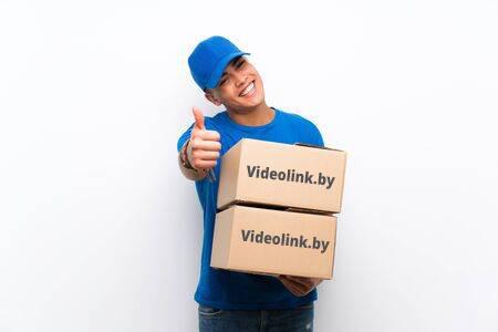 доставщик videolink